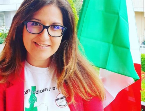 #5giorninParlamento insieme a me🎈