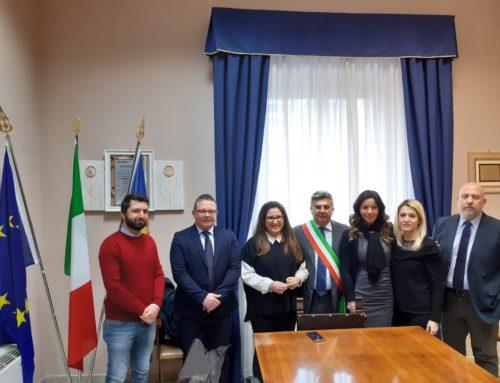 Incontro istituzionale a  Cassino sull'Ambiente