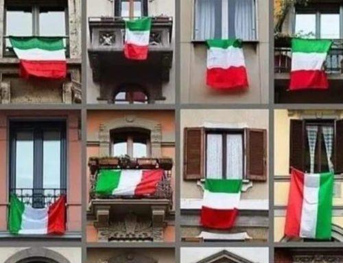 L'Italia non si ferma!