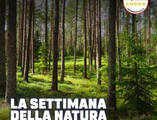 18-24 maggio: settimana della Natura