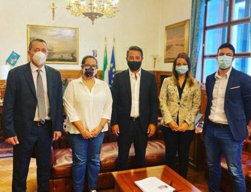 INCONTRO CON IL VICE MINISTRO CANCELLERI PER RILANCIO DEL TERRITORIO