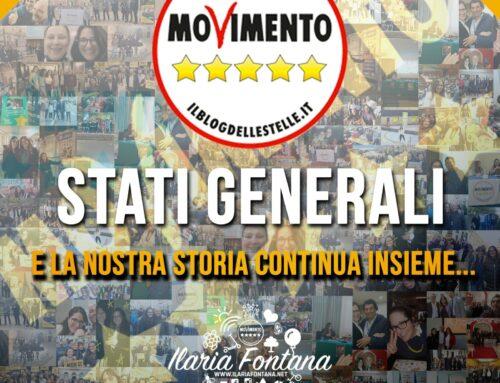 STATI GENERALI: LA NOSTRA STORIA CONTINUA