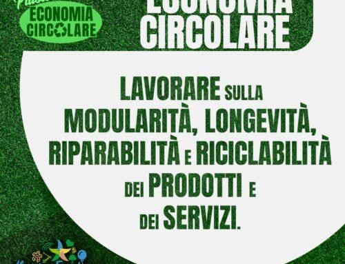 Economia circolare: lavorare sulla modularità, longevità, riparabilità e riciclabilità dei prodotti e dei servizi