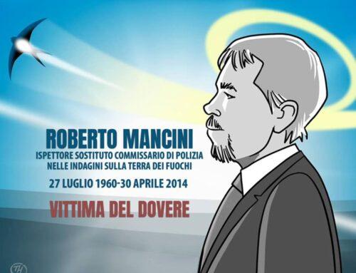 A Roberto Mancini!