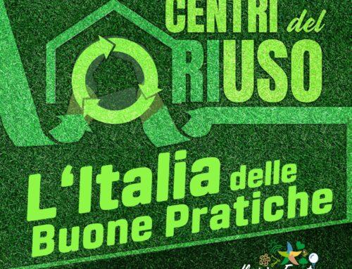 CENTRI DEL RIUSO: L'ITALIA DELLE BUONE PRATICHE