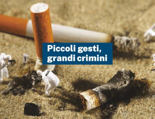 """Marevivo – Campagna di sensibilizzazione """"Piccoli gesti, grandi crimini 2021"""" evento 28 maggio"""