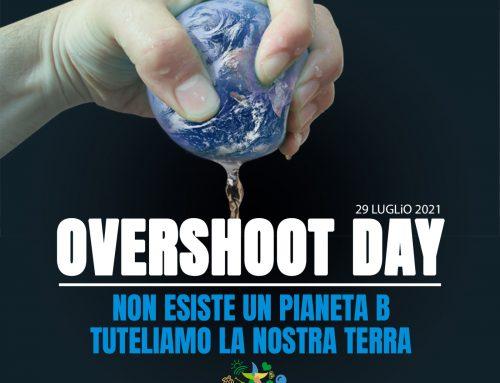 Overshoot Day: non esiste un pianeta B!