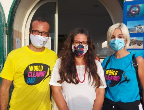 WORLD CLEAN UP DAY!